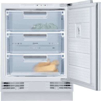 Neff H820xW598xD548 Built-Under Freezer