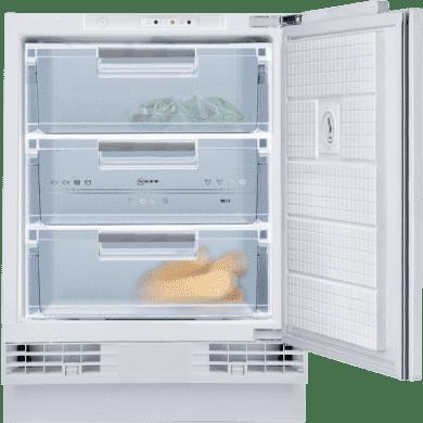 Neff H820xW598xD548 Built-Under Freezer