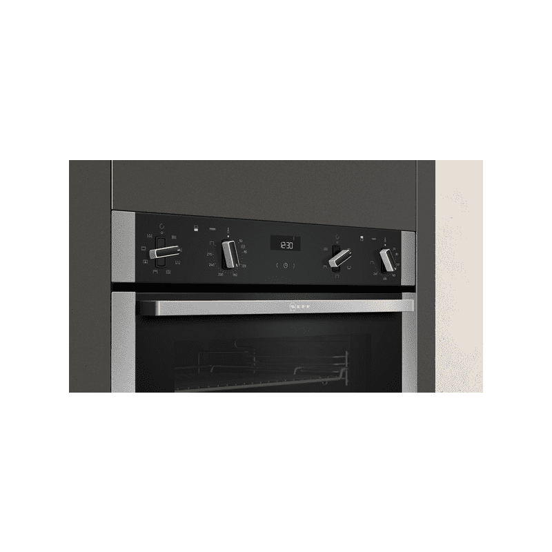 Neff H888xW594xD550 Built In Double Oven additional image 1
