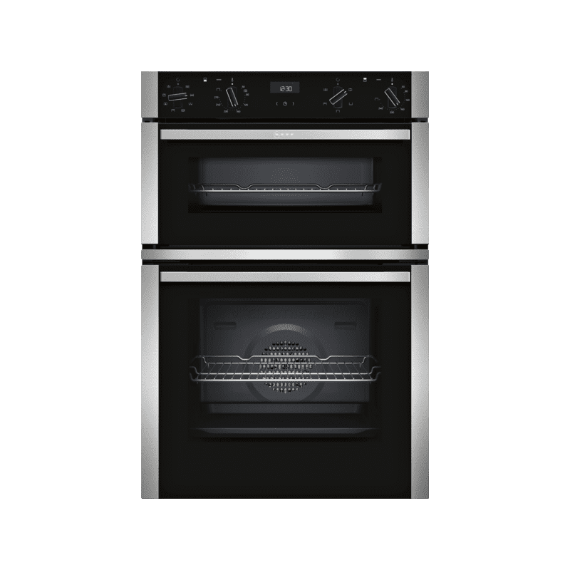 Neff H888xW594xD550 Built In Double Oven primary image