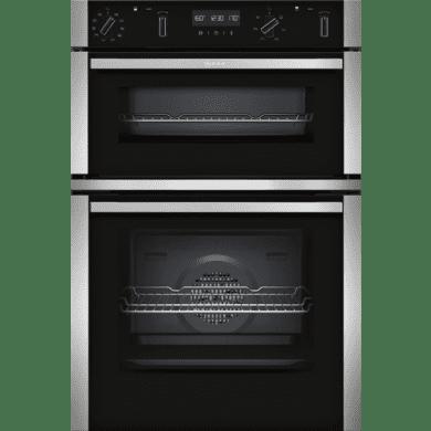 Neff H888xW594xD550 Built In Double Oven