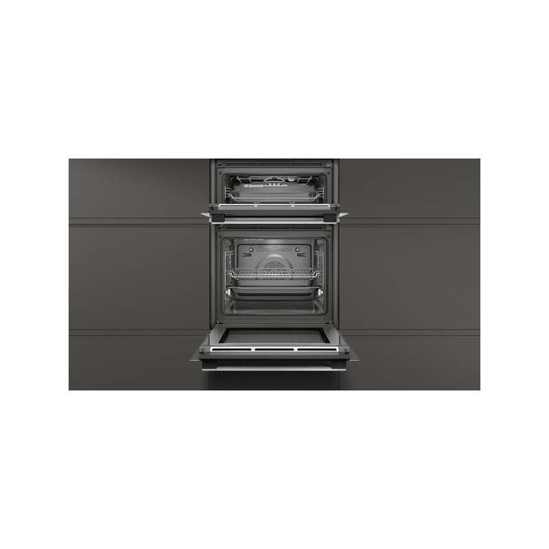 Neff H888xW594xD550 Built In Double Pyrolytic Oven additional image 1