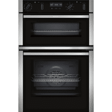 Neff H888xW594xD550 Built In Pyrolytic Double Oven