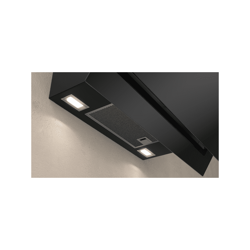 Neff H928xW590xD499 Flat Glass Hood AmbientLight - Black additional image 1