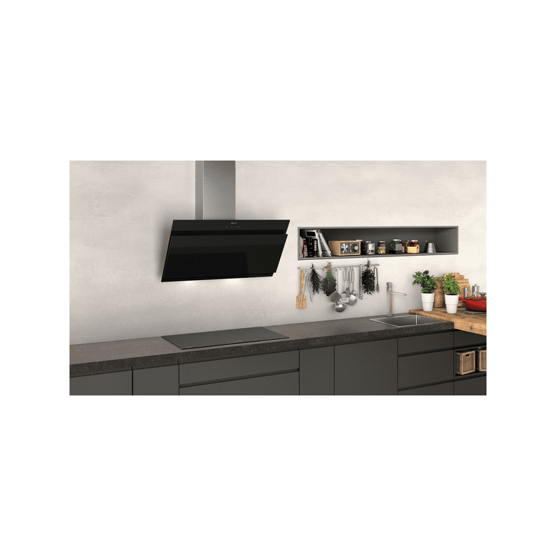 Neff H928xW890xD499 Angled Glass Hood additional image 1