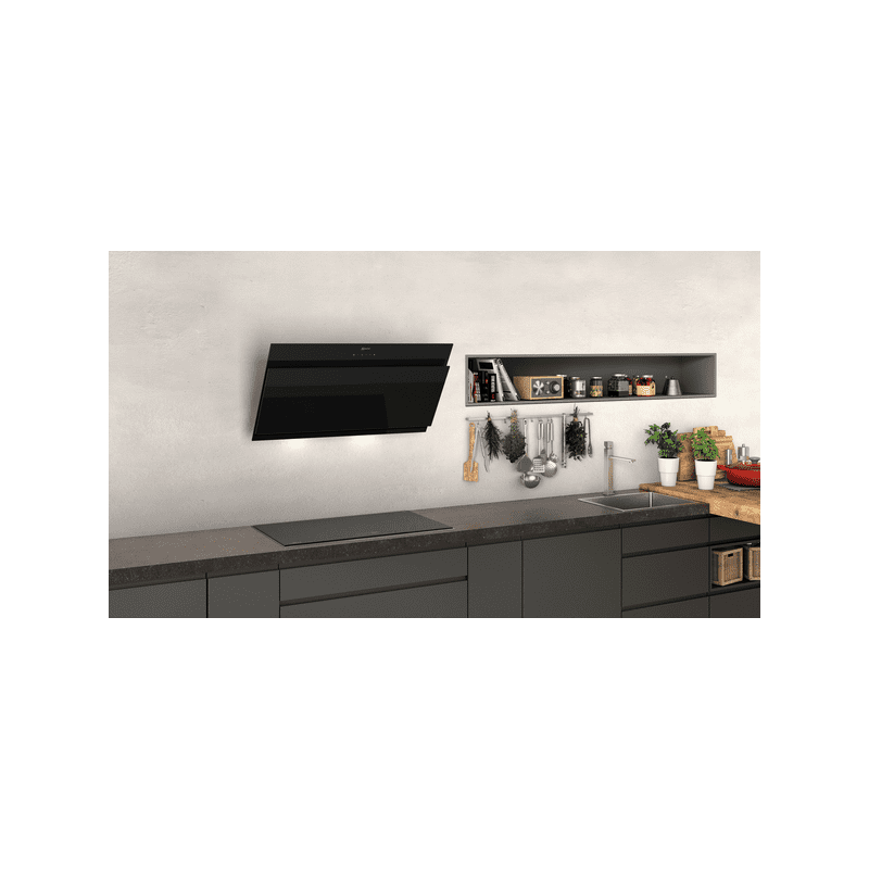 Neff H928xW890xD499 Angled Glass Hood additional image 2