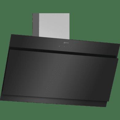 Neff H928xW890xD499 Angled Glass Hood - Black