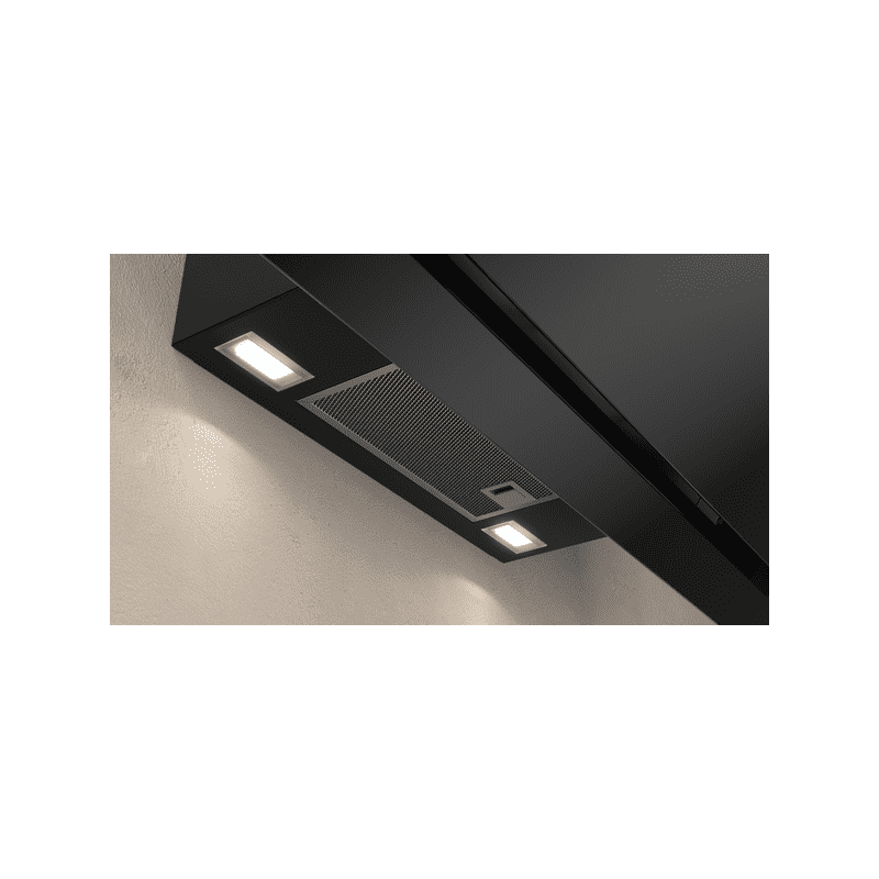 Neff H928xW890xD499 Angled Glass Hood - Black additional image 4