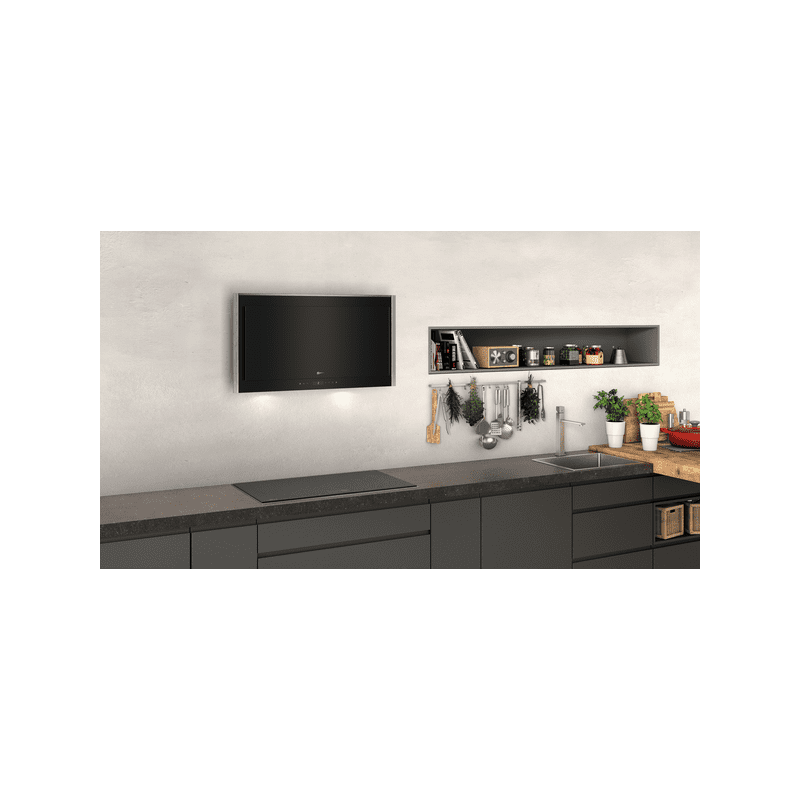 Neff H969xW895xD263 Chimney Hood - Glass additional image 2