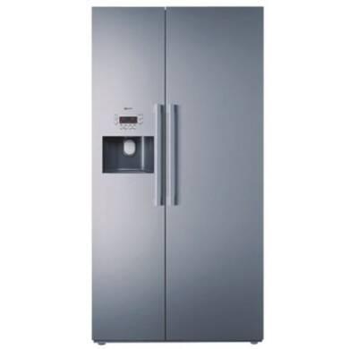 Neff K3990X7GB Free Standing American Fridge Freezer Stainless Steel - K3990X7GB