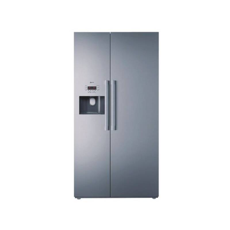 Neff K3990X7GB Free Standing American Fridge Freezer Stainless Steel - K3990X7GB primary image