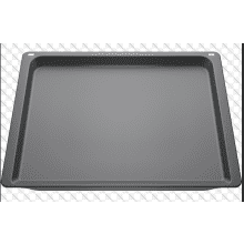 Neff Z12CB10A0 Grey Enamelled Baking Tray