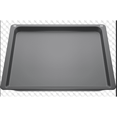 Neff Z12CB10A0 Grey Enamelled Baking Tray