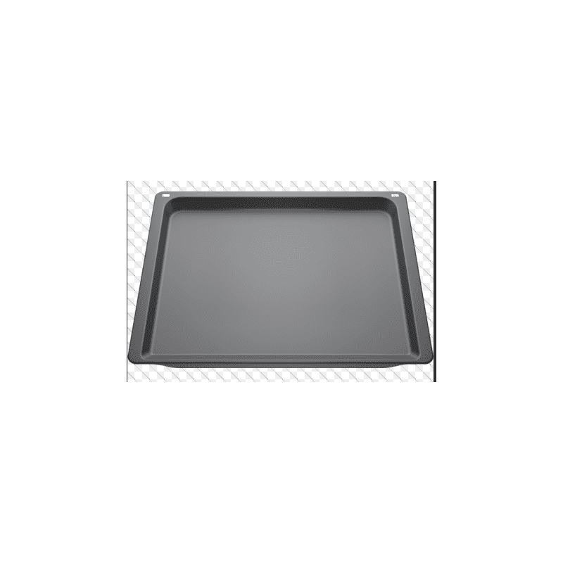 Neff Z12CB10A0 Grey Enamelled Baking Tray primary image