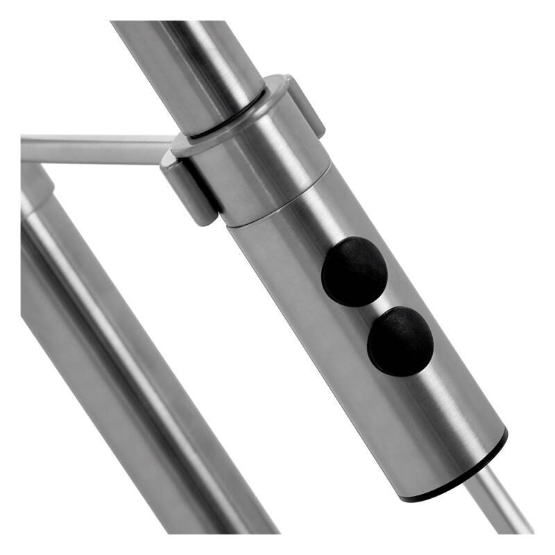 Oceanus Tap Brushed Nickel - High Pressure Only additional image 2