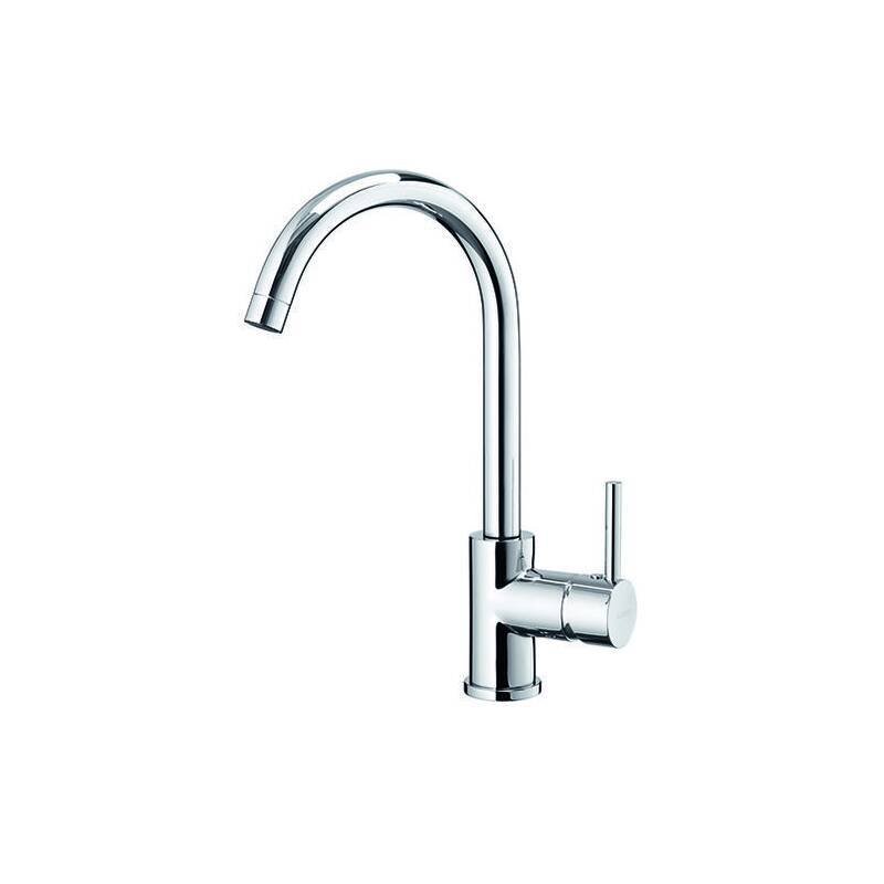 Perla Tap Chrome - High Pressure Only additional image 1