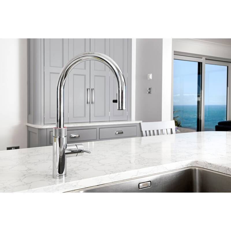 Quooker Flex 3N1 Boiling Water Tap Chrome additional image 2
