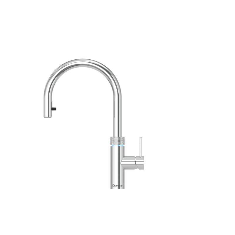 Quooker Flex 3N1 Boiling Water Tap Chrome additional image 1