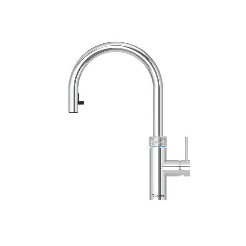 Quooker Flex 3N1 Boiling Water Tap Chrome primary image