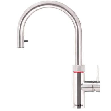 Quooker Flex 4N1 Boiling Water Tap Stainless Steel