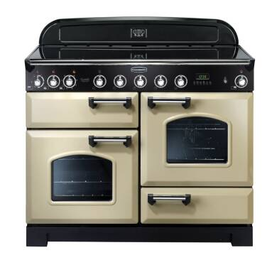 Rangemaster CDL110EICR/C Classic DL 110 Induction - Cream/Chrome - CDL110EICR/C