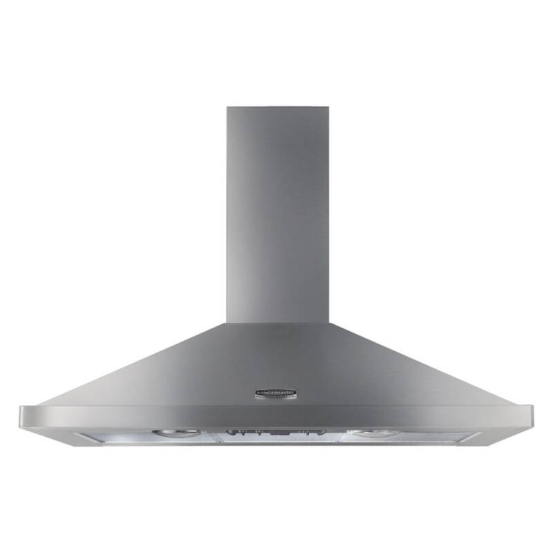 Rangemaster Chimney Cooker Hood - Stainless Steel 1100mm primary image