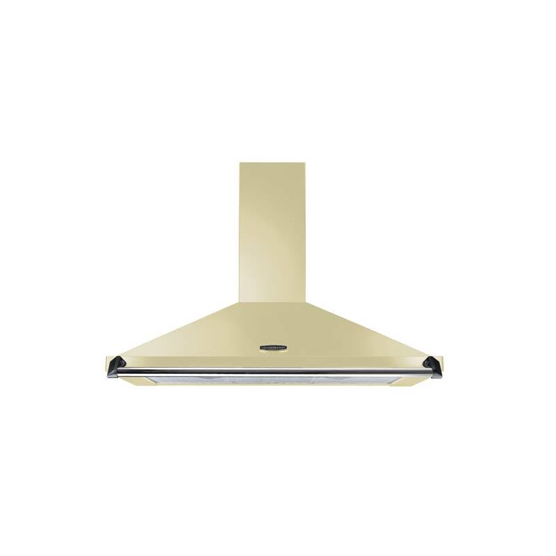 Rangemaster CLAHDC90CR/C Classic 900mm Chimney Cooker Hood - Cream - CLAHDC90CR/C primary image