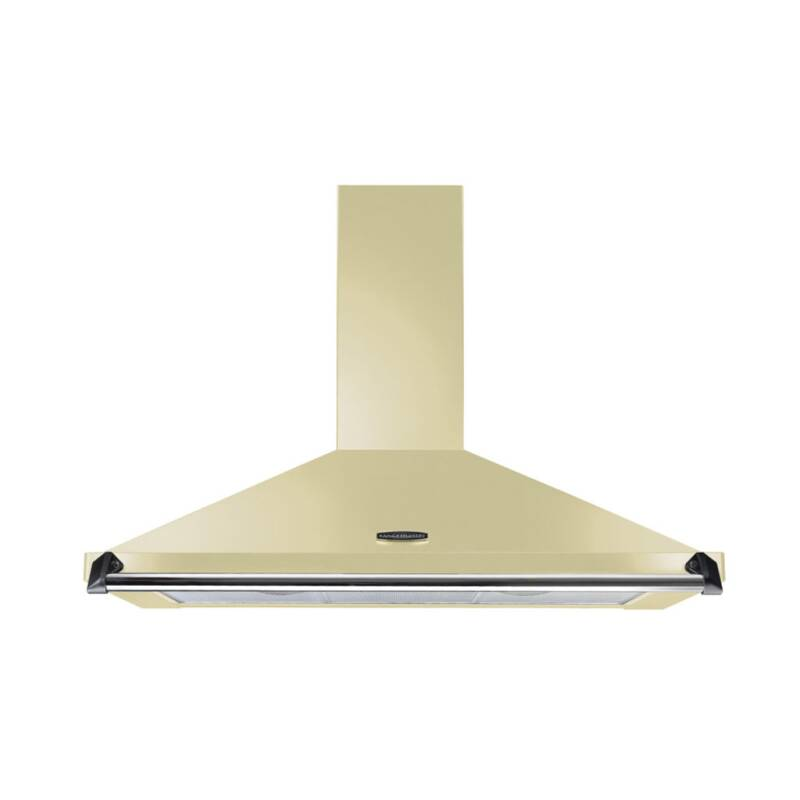 Rangemaster Classic Chimney Cooker Hood 1000mm - Cream primary image