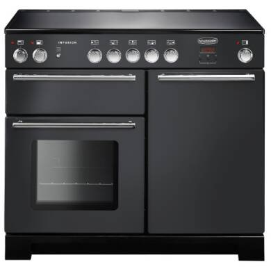 Rangemaster Infusion 100cm Induction Range Cooker - Slate