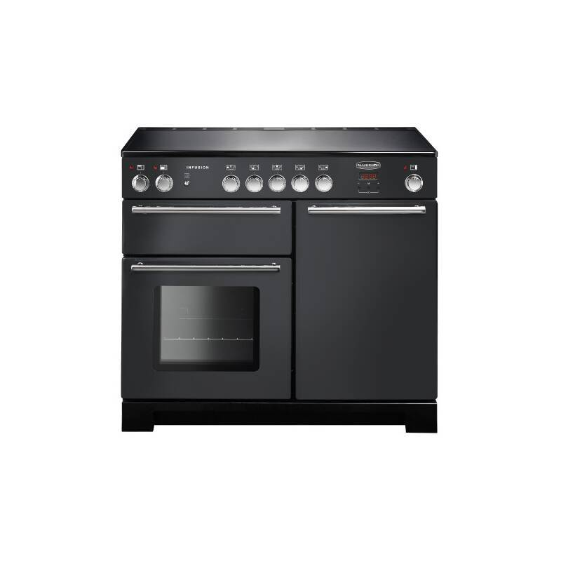 Rangemaster Infusion 100cm Induction Range Cooker - Slate primary image