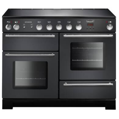 Rangemaster Infusion 110cm Induction Range Cooker - Slate