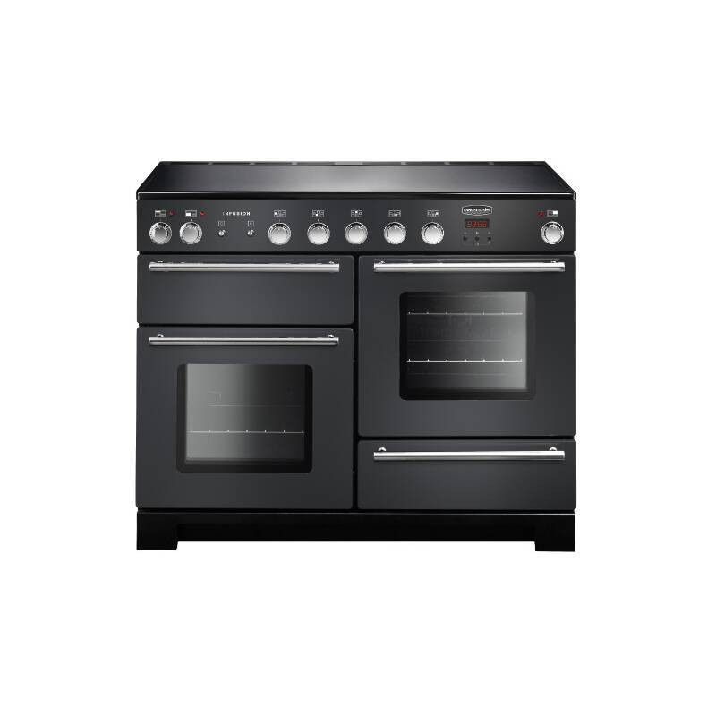 Rangemaster Infusion 110cm Induction Range Cooker - Slate primary image