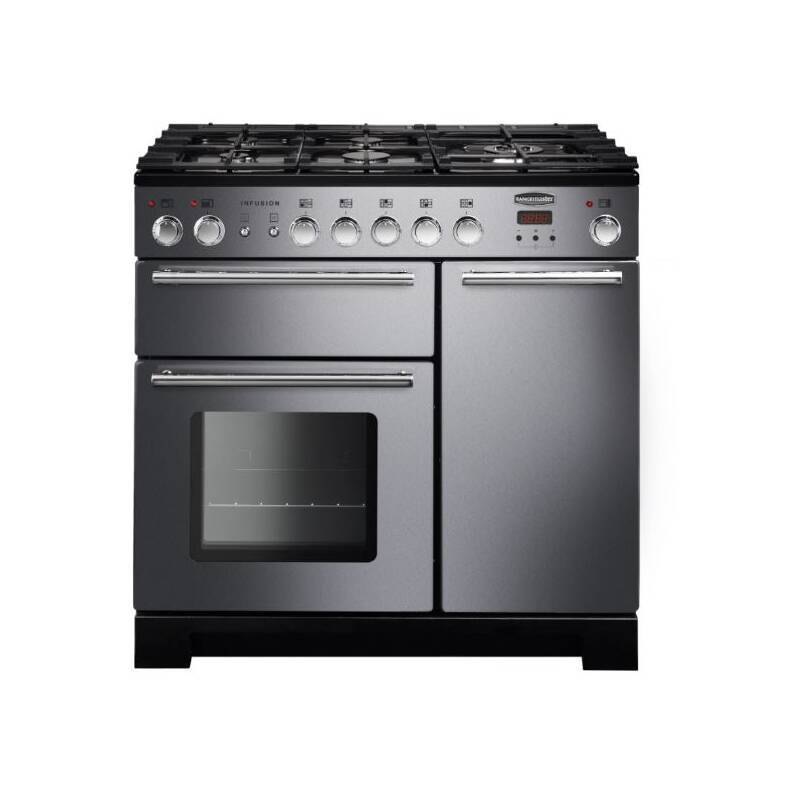 Rangemaster Infusion 90cm Dual Fuel Range Cooker primary image