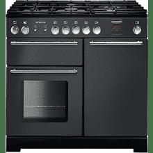 Rangemaster Infusion 90cm Dual Fuel Range Cooker - Slate
