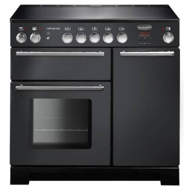 Rangemaster Infusion 90cm Induction Range Cooker - Slate
