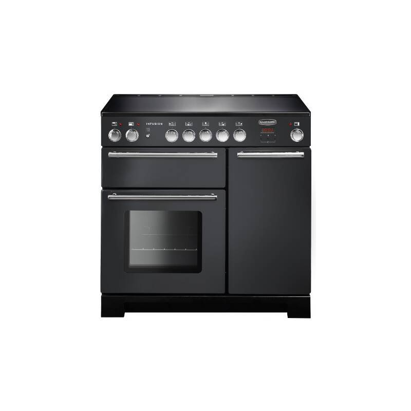 Rangemaster Infusion 90cm Induction Range Cooker - Slate primary image