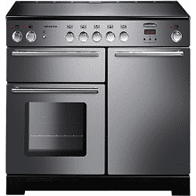 Rangemaster Infusion 90cm Induction Range Cooker - Stainless Steel