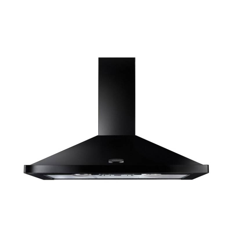 Rangemaster LEIHDC100BC 1000mm Chimney Cooker Hood primary image