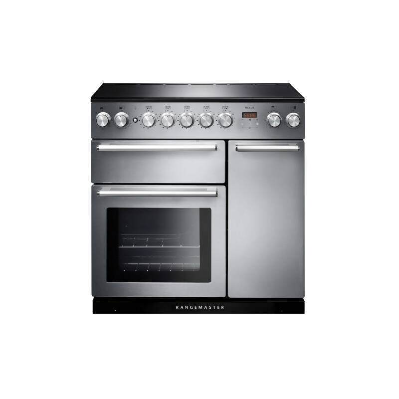 Rangemaster Nexus 90cm Induction Range Cooker - NEX90EISS/C primary image