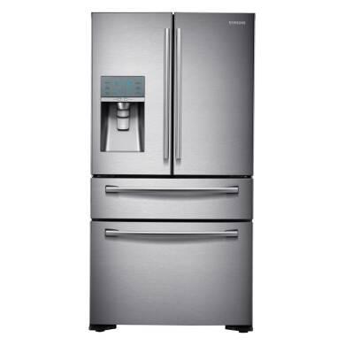 Samsung H1777xW908xD788 American Style Freestanding Fridge Freezer
