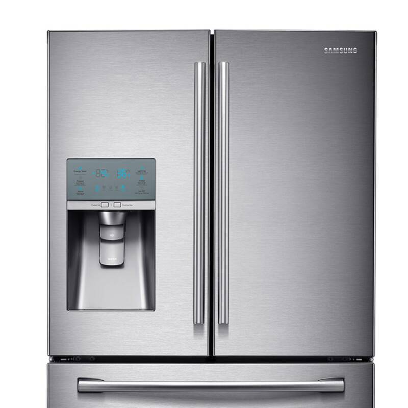 Samsung H1777xW908xD788 American Style Freestanding Fridge Freezer additional image 1