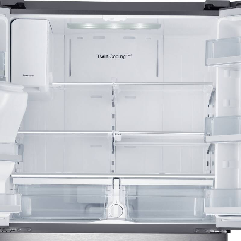 Samsung H1777xW908xD788 American Style Freestanding Fridge Freezer additional image 3
