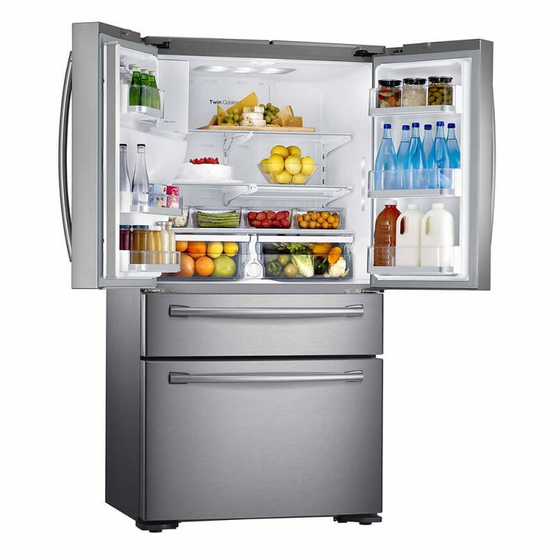 Samsung H1777xW908xD788 American Style Freestanding Fridge Freezer additional image 5