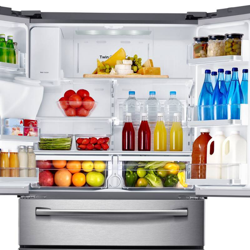Samsung H1777xW908xD788 American Style Freestanding Fridge Freezer additional image 6