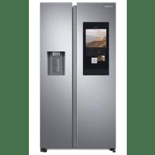 Samsung H1780xW912xD716 American Style Fridge Freezer - Family Hub - RS6HA8891SL/EU
