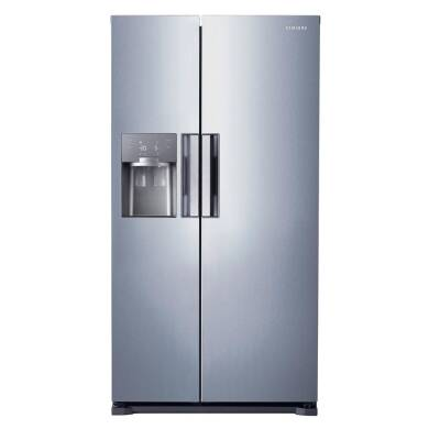 Samsung H1789xW912xD712 American Style Freestanding Fridge Freezer