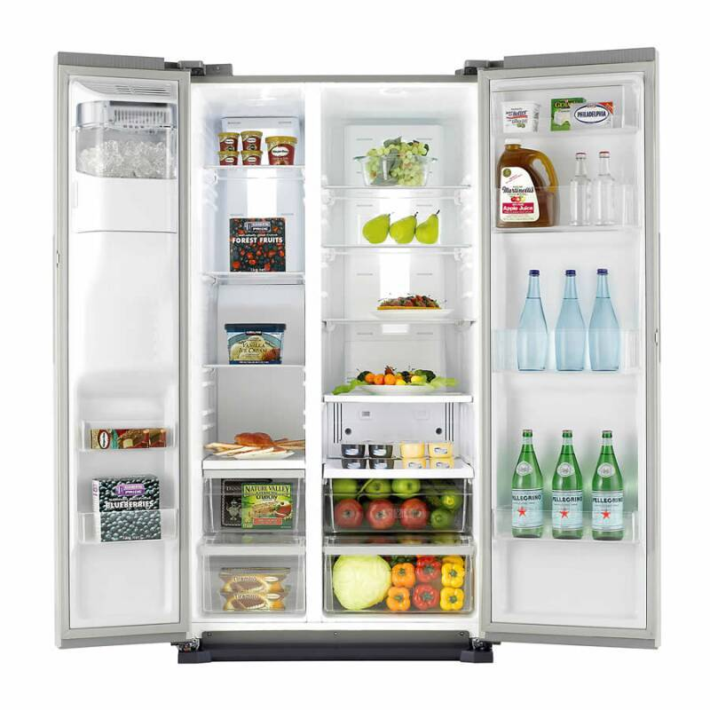 Samsung H1789xW912xD712 American Style Freestanding Fridge Freezer additional image 3