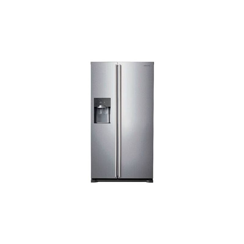 Samsung H1789xW912xD754 Silver Side by Side Fridge Freezer - RS7567BHCSP/EU primary image