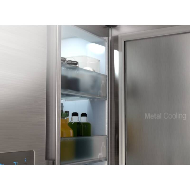 Samsung H1794xW912xD732 American Style Freestanding Fridge Freezer additional image 1