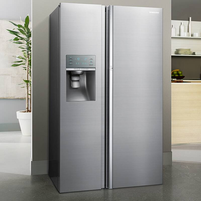 Samsung H1794xW912xD732 American Style Freestanding Fridge Freezer additional image 2